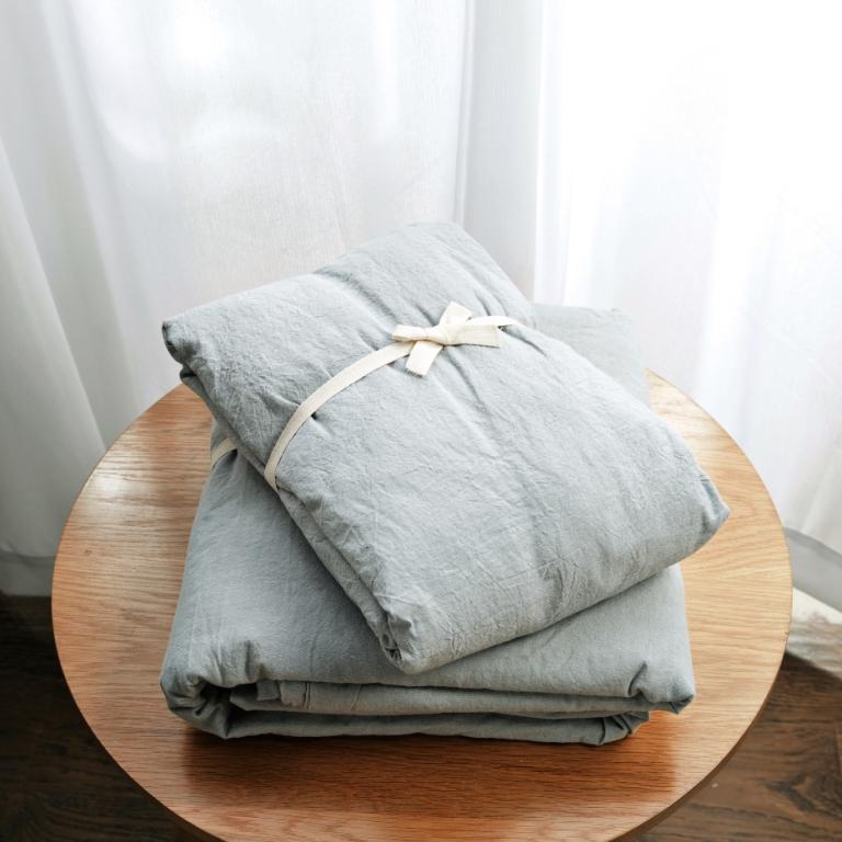 Duck Egg Blue Bed Sheets