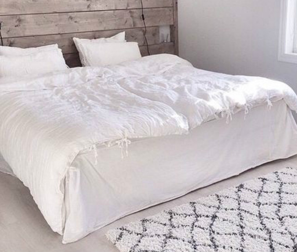 If You Select A Light Color Such As White Linen Or Another Pale Pastel For The Clean Look Tailored Boxed Bed Skirt Be Sure That Is